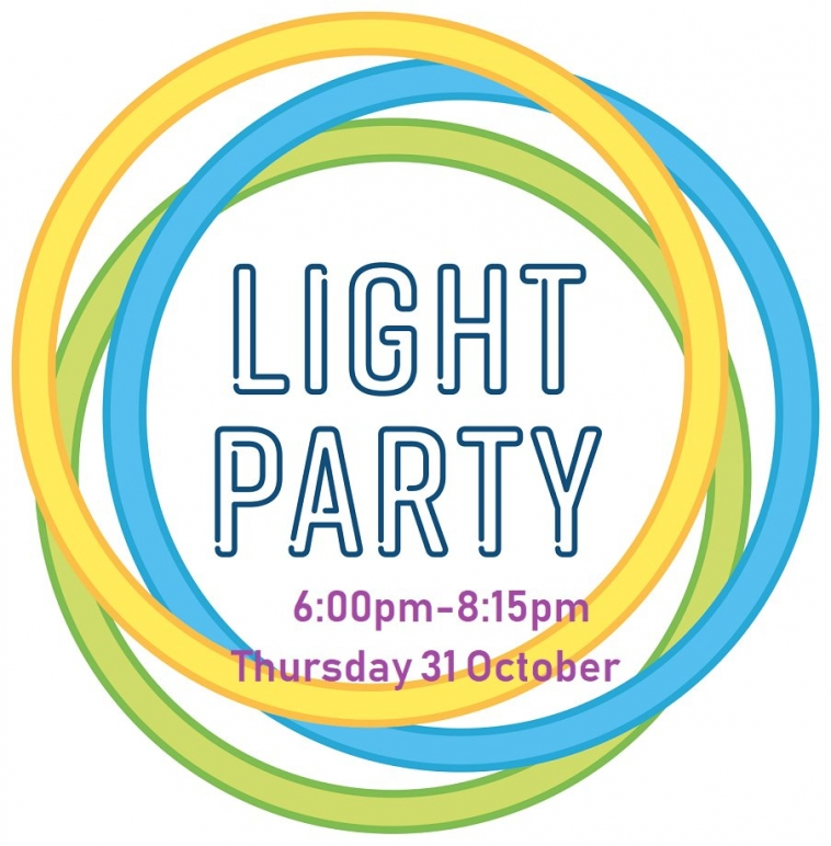 2019年10月31日 Light Party